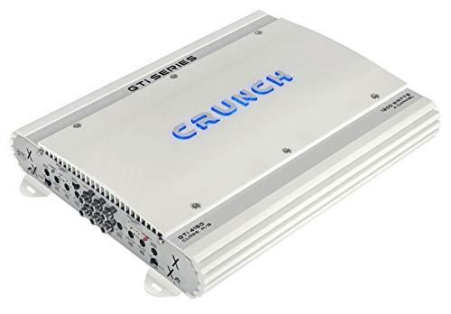 Crunch gti-4150Auto verkabelt weiß Verstärker Audio