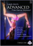 BeSpun Leigh Ann Orsi Pole Dance Advanced DVD