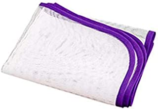 2 قطعة غطاء لوح كي واقي شبكة حديد للكي قماش حماية الملابس الحساسة اكسسوارات المنزل