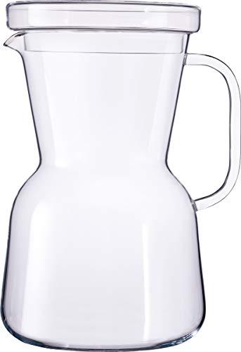 Jenaer Glas 120814 COFFEE Kaffeebereiter, Glas, 1200 milliliters
