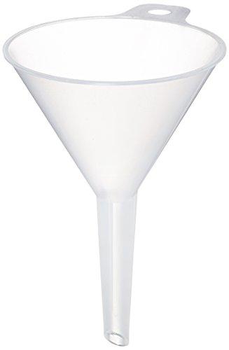 neoLab E-1654 Embudo (PP), 75 mm de diámetro, diámetro del mango: 6 mm