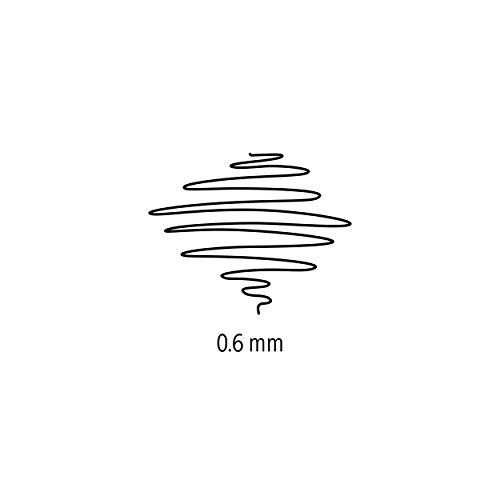Staedtler Lumograph Non-Permanent Wet Erase Marker Pens, Fine Tip Refillable Colored Marker, Black, 315-9 Photo #5