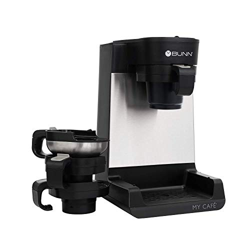 BUNN MCU My Cafe Single Cup Multi Use Coffee Brewer