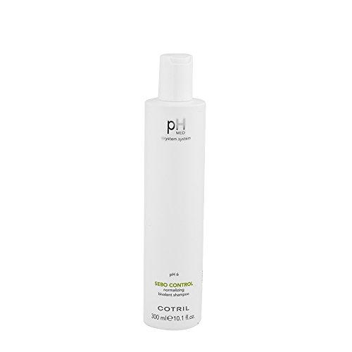 Cotril pH Med Sebo Control Normalizing bivalent Shampoo 300ml - Champú antigrasa bivalente