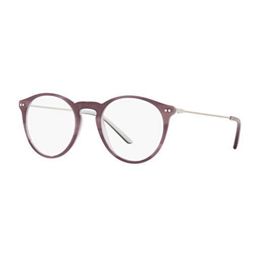 Giorgio Armani 0AR7161 Monturas de gafas, Light Violet, 48 para Mujer