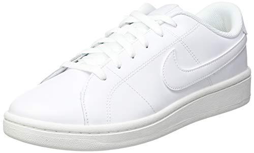Nike Court Royale 2, Zapatos de Tenis Hombre, Blanco, 38.5 EU