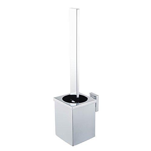 HACEKA Edge Toilettenbürstenhalter, verchromt, 1143816