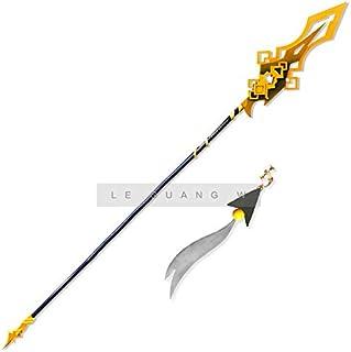原神(Genshin) 鍾離 しょうり コスプレ道具+耳飾り風