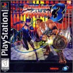 Battle Arena Toshinden 3 by Playmates