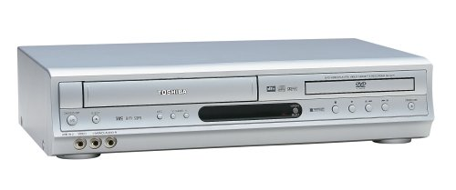 Best Buy! Refurbished Toshiba SD-V291 DVD/VCR Combo (Silver)