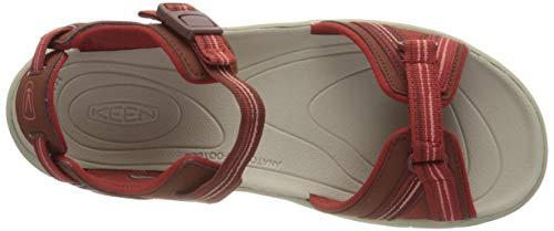 Keen Girl's Sport Sandal, 4 us