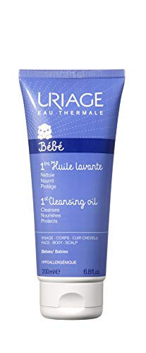 New Uriage Bebé 1St Cleanising Oil 200 ml