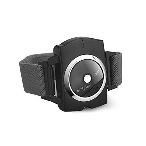 Pulsera electrónica antirronquidos, tapón infrarrojo que evita dormir, reloj que ronca, ayuda a mejorar las herramientas para dormir, 1 pieza