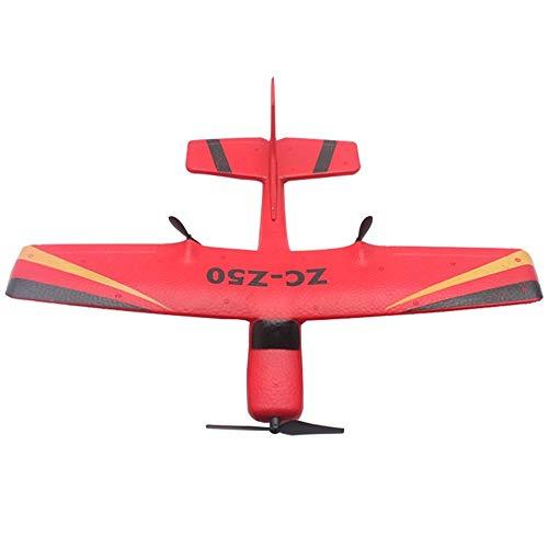 MIAOGOU Flugzeug Modell 2020 Z50 2.4g 2ch 350mm Micro Wingspan Fernbedienung Rc Segelflugzeug Flugzeug Flugzeug Fixed Wing Epp Drohne Mit Eingebautem Gyro Für Kinder