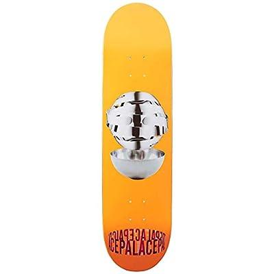 "Palace Mhead Deck Orange - 8.375"""