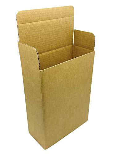 強化ダンボール 55サイズ(60サイズ対応)【20枚セット】 (キャラメル箱形状で組立カンタン)
