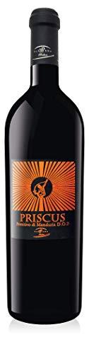 Priscus Primitivo di Manduria DOP 14,50% vol. Cantine Pliniana