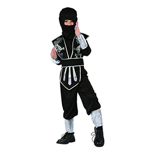 Ninja Argent Dragon enfants Costume