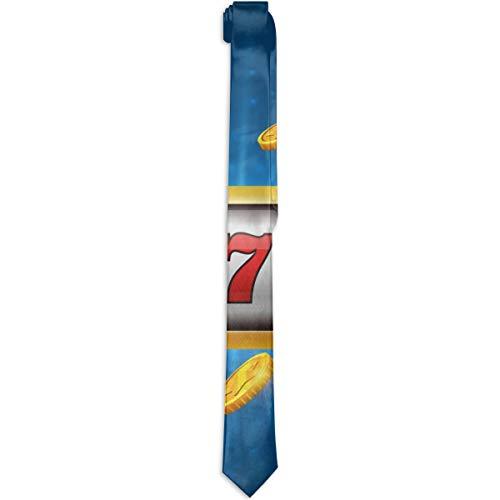 Keshontae Der Freizeit-Krawatten-dünne Krawatten-Krawatte der Sieger-spielenden Manner