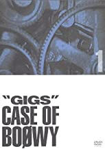 GIGS ― CASE OF BOφWY 1 [DVD]