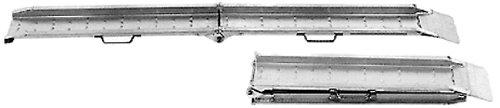 昭和ブリッジ (SHOWA BRIDGE) アルミラダーレール [ MCW-240(ベロタイプ) ] 【1本販売】 MCW-240(ベロタイプ)