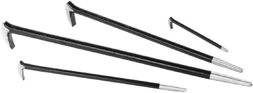 Performance Tool W2021 Roll Type Pry Bar Set 4 Piece product image