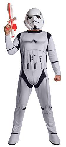 Rubie's Men's Star Wars Episode Vii: the Force Awakens Value Stormtrooper Costume