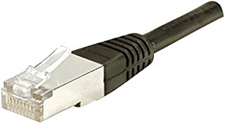 Goobay 50127 CAT 5e Patchcable Grey F//UTP 1m Cable Length