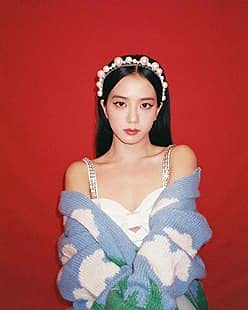 Póster de la Web Jisoo Blackpink para mujer, 30,5 x 45,7 cm, multicolor W-3691