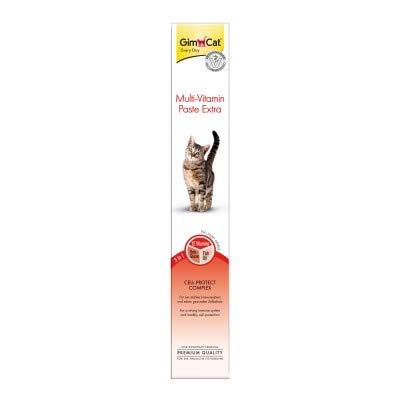 Gimpet Katzen Multi-Vitamin-Extra Größe 10 x 50g