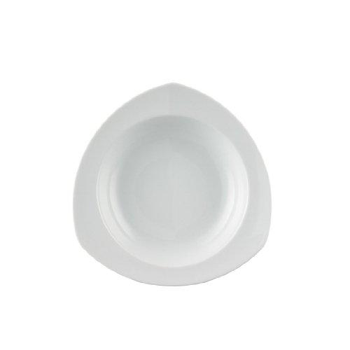 Thomas Vario Pure Assiette Creuse carrée 23 cm