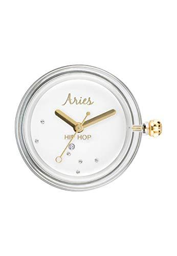 Orologio HIP HOP per donna modello STARLIGHTS LTD movimento SOLO TEMPO - 3H QUARZO