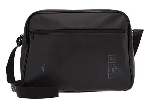 Puma BVB Shoulder Bag Funda, PUMA Black, UA