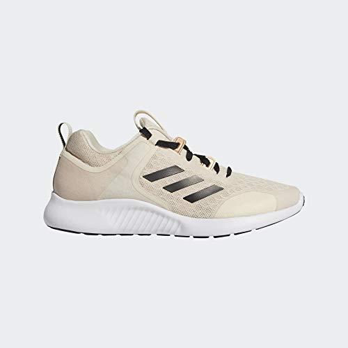 Adidas Performance Edgebounce 1.5 W Zapatillas Moda Mujeres Beige/Negro - 36 - Zapatillas Bajas Shoes