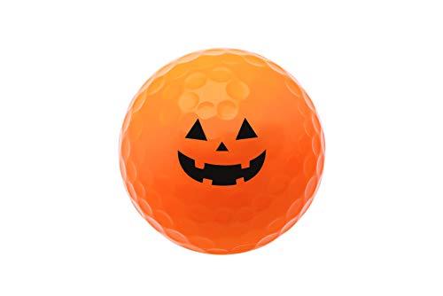 キャスコ(Kasco) ゴルフボール KIRABOON キャラクターデザインボール ユニセックス KIRABOON HW オレンジ