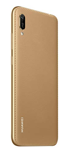 HUAWEI Y6 2019 Dual-SIM Smartphone 15,46 cm (6,09 Zoll) (3020mAh Akku, 32 GB interner Speicher, 2GB RAM, Android 9.0) amber brown - 5