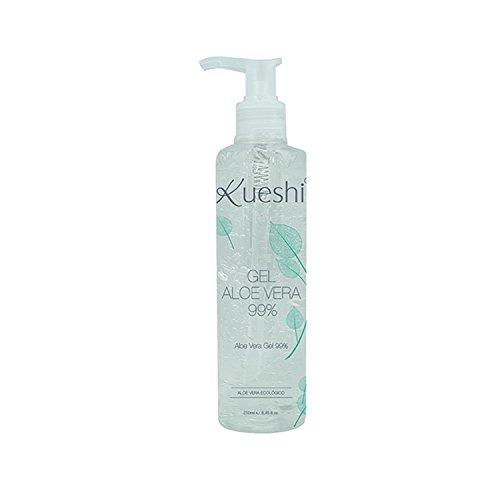 Kueshi Gel de Aloe Vera Puro 99% Ecológico - 250 ml