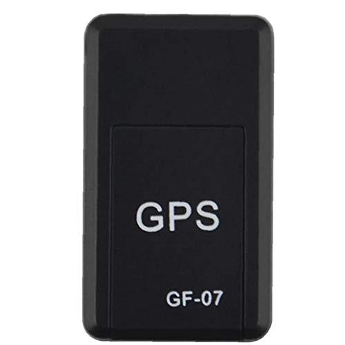 FeelMeet Localizador GPS Mini antirrobo localizador GPS Seguimiento en Tiempo Real del Dispositivo de posicionamiento Dispositivo para niños de Personas Mascotas
