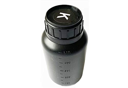 500ml UV LED Flachbett Drucker UV Härtende Tinte Farbe Ink Lack Soft Typ Schwarz (K)