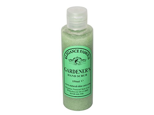 Famous Gardener's Hand Scrub 150ml by Elegance Natural Skin Care by Elegance Natural Skin Care