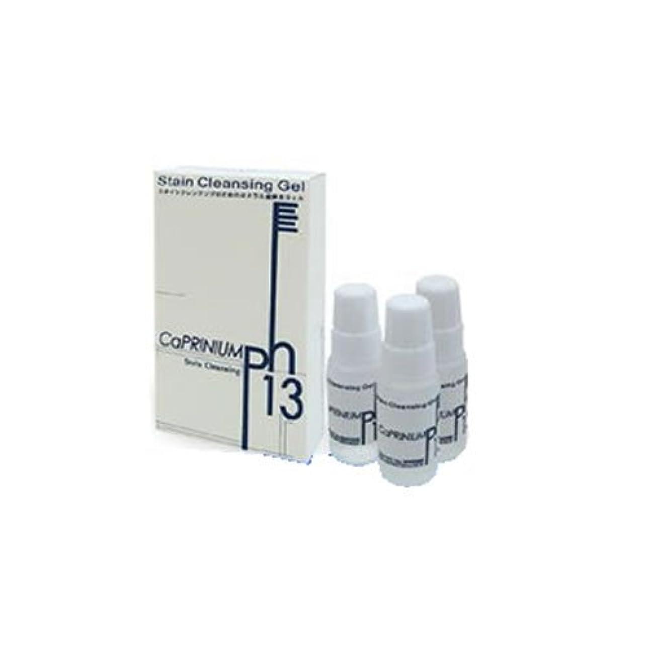 道徳教育複雑でないプロペラカプリニウムサーティーンジェル(歯磨きジェル) 10g×3本セット