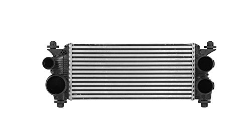 Intercooler - Cooling Direct Fit/For FL3Z6K775B 15-18 Ford F-150 Crew/Regular 15-18 Extended Cab 2.7L Turbo/3.5L Turbo Plastic Tank Aluminum Core