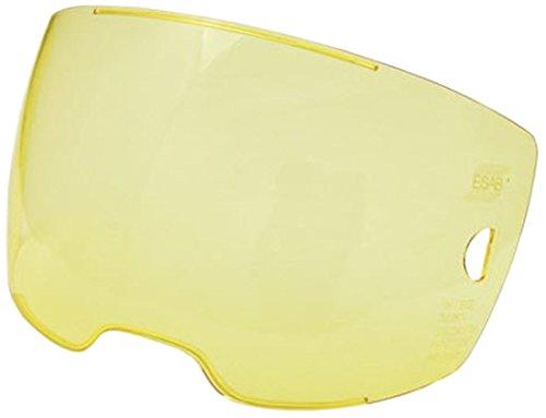 ESAB ESAB – 070000803 Vorderscheibe für Sentinel A50 Helm, Gelb, 5 Stück
