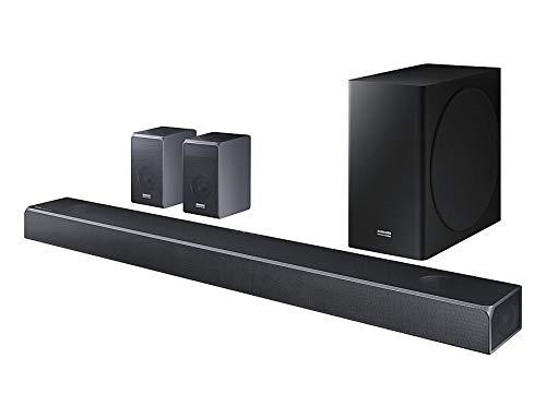 Samsung - Altoparlante con Sistema Soundbar, Modello HW-Q90R/XN, da...
