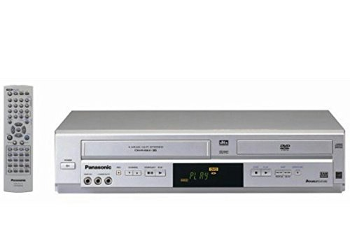 Purchase Panasonic PV-D744S Multiformat DVD/VCR Combo