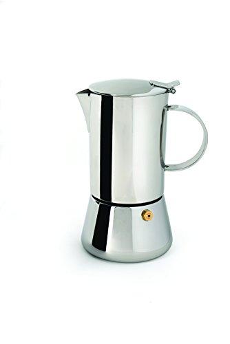 Berghoff Kaffee-/ Espressokanne, 18/10 Edelstahl, Metall, 0 cm