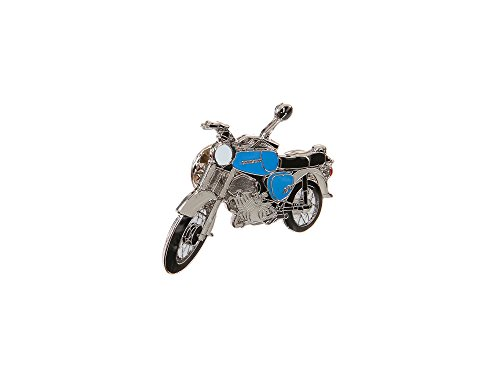 PIN S50 - blau