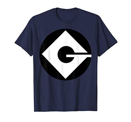 Despicable Me Minions Gru Logo T-Shirt
