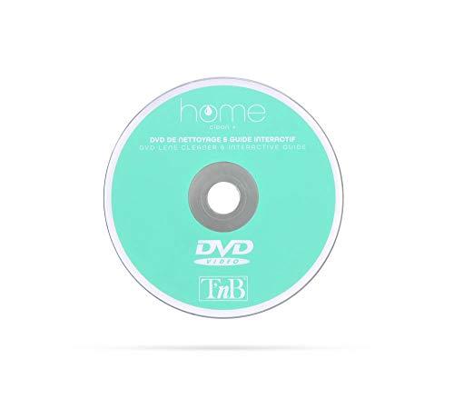 TNB reinigings-dvd voor dvd-speler met interactieve stemopslag