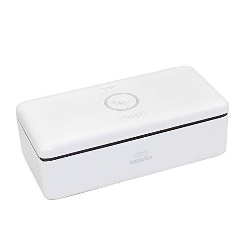 Boîte de désinfection à LED portable, conteneur de désinfection, outil de désinfection pour les soins personnels